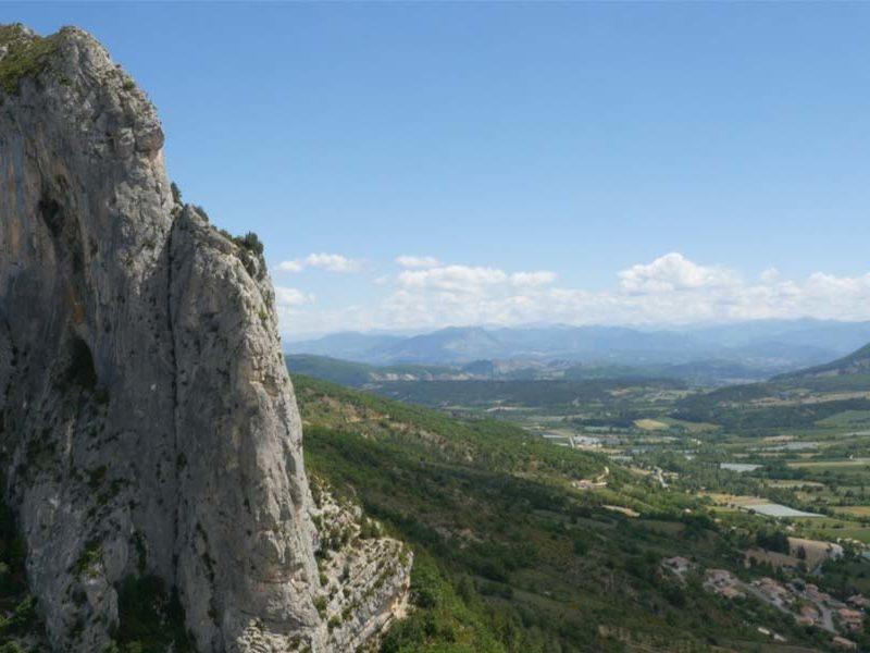 Les Hautes-Alpes vues du ciel