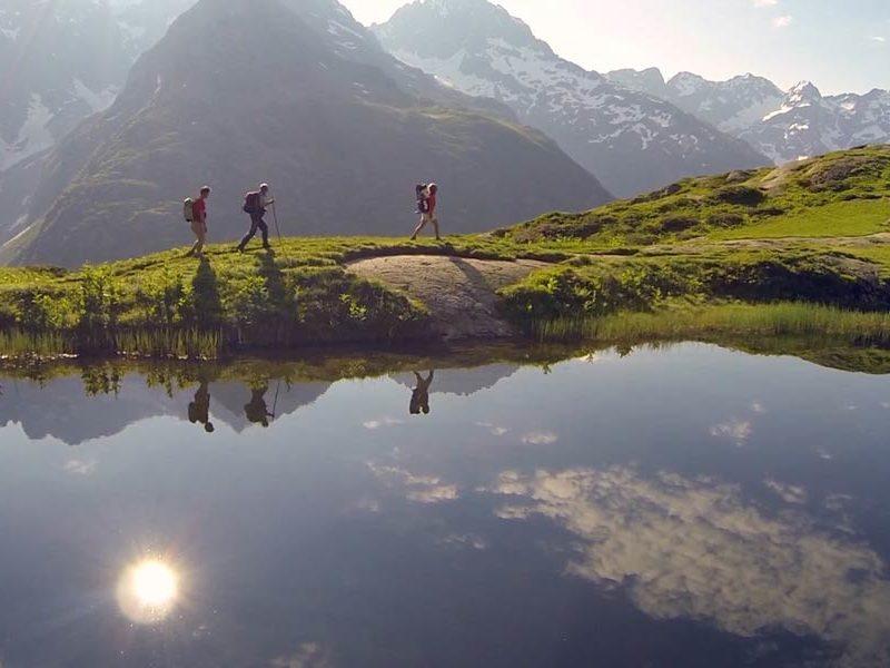Parcs naturels des Hautes-Alpes