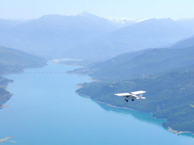 Capsule filière aéronautique Hautes-Alpes
