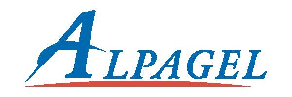 logo de la société Alpagel