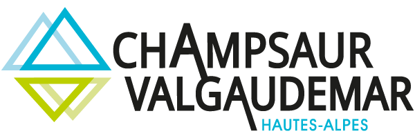 logo de l'office de tourisme du Champsaur Valgaudemar