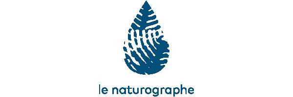 logo de l'agence de communication Le naturographe