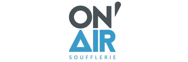 logo de la soufflerie On'Air