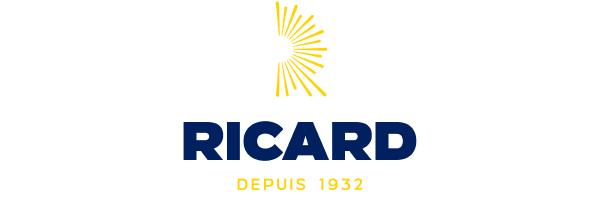 logo de la marque de pastis Ricard
